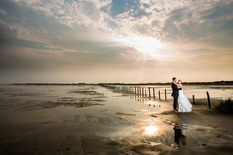 Hochzeitsfotograf Sankt Peter Ording Hochzeitsfotos am Strand