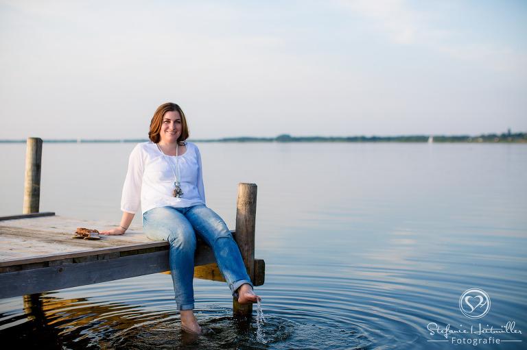 Portraitfotos der Freien Rednerin Sarah Sauerbier aus Hannover.