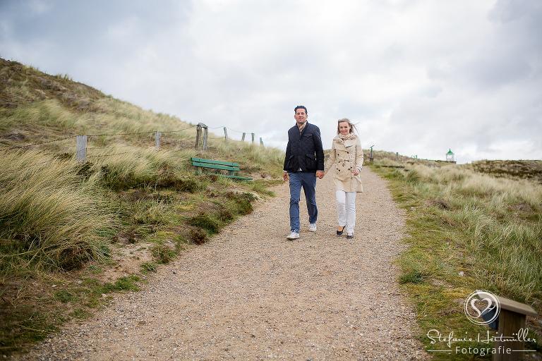 Hochzeitsfotograf Sylt Paarfotos am Strand