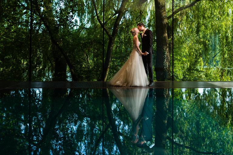 Hochzeitsfotograf Landhaus am See in Garbsen