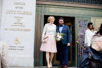 New York City Hall Hochzeit mit deutschsprachigem Hochzeitsfotograf